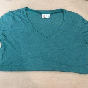 Nordstrom Brass Plum T-Shirt